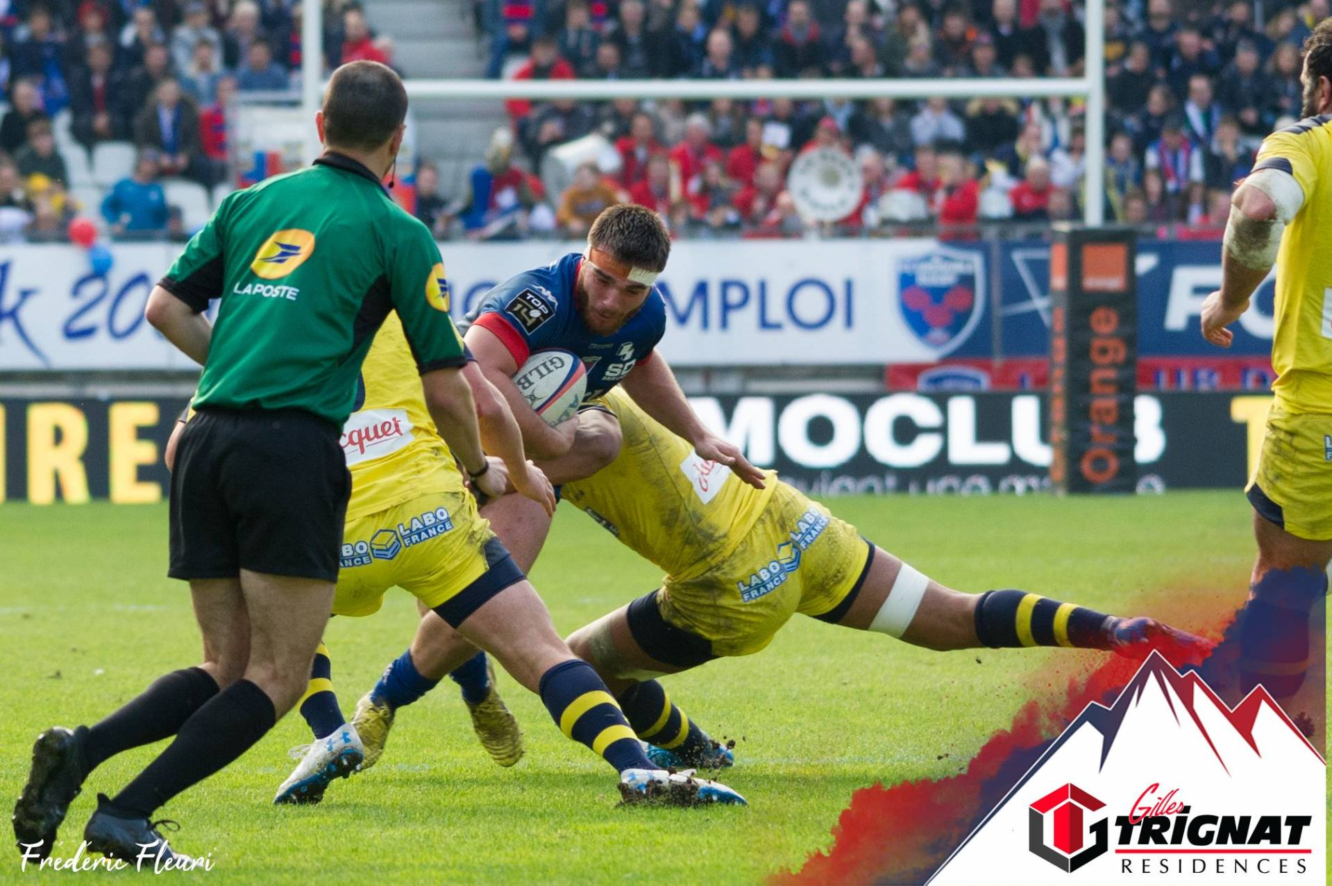 fcg - fc grenoble rugby